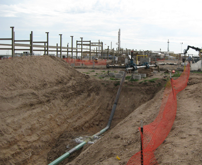 Fairway Compressor Station