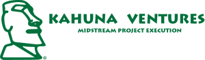 Kahuna Ventures with Tagline. Green
